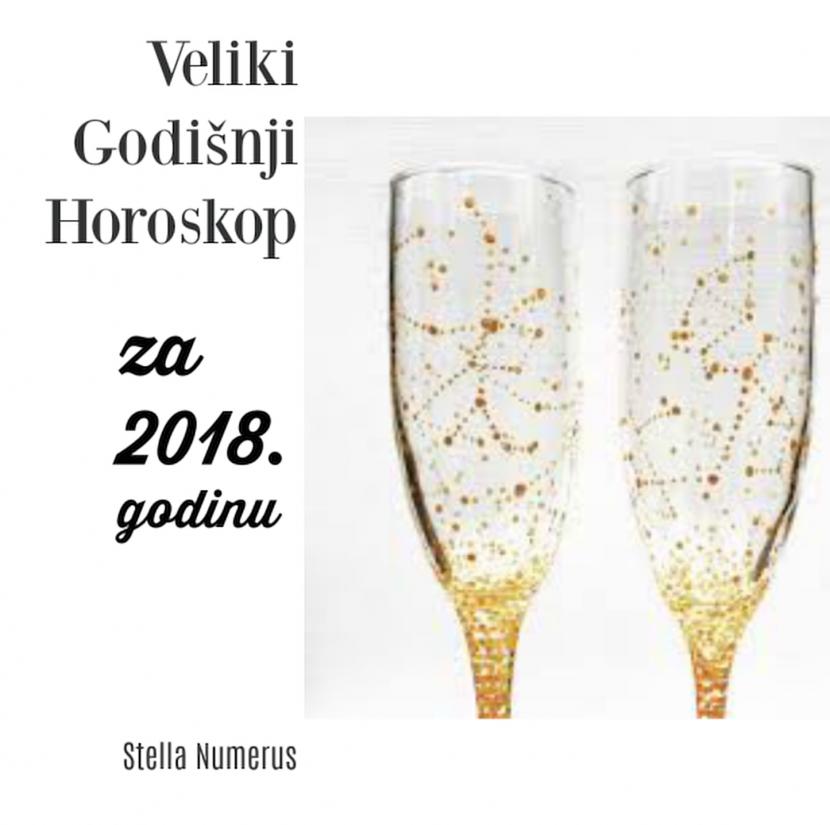 Stella Numerus. Veliki godišnji horoskop za 2018. god