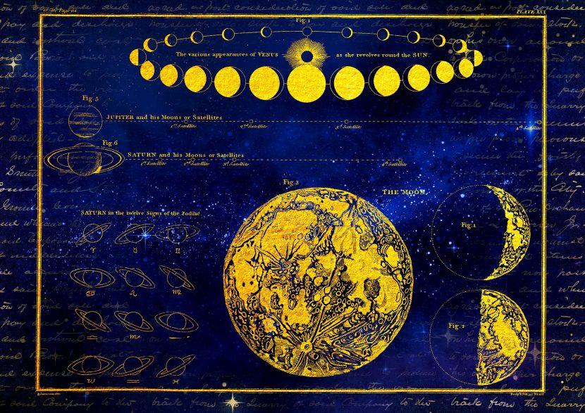 Mesečeve mene - Stella Numerus