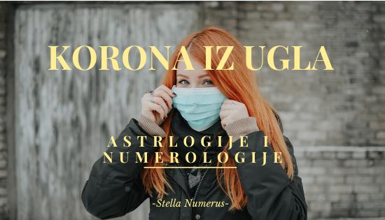 Korona iz ugla astrologije i numerologije