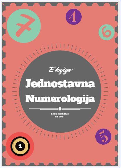 Jednostavna numerologija E-book