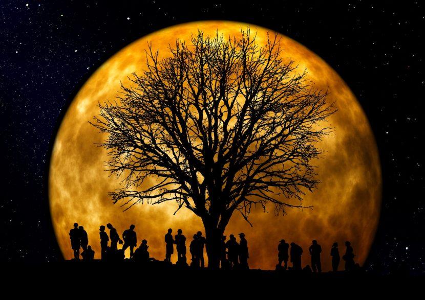 Pun Mesec Mesec u Škorpiji- Stella Numrus