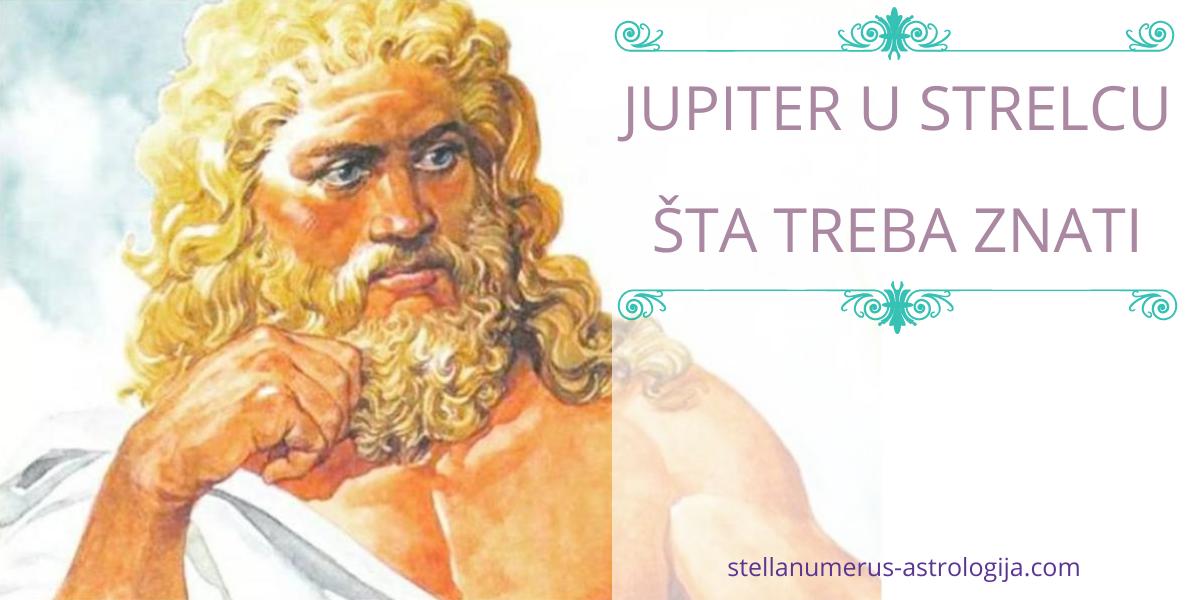 Jupiter u Strelcu-Stella Numerus